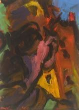 Michael Kane (b.1935) SELF PORTRAIT, 1988