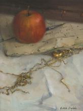 James English RHA (b.1946) OLD CHARTS AND GOLD