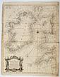 1744: Seale's Irish Sea Map