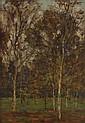 Aloysius C. O'Kelly (1853-1936) TREES