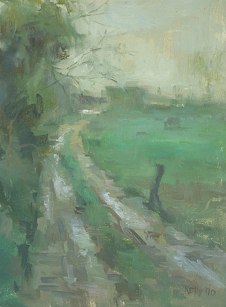Paul Kelly (b.1968) MISTY LANE, 1990