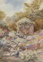 Gladys Wynne (1876-1968) SUMMER GARDEN
