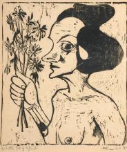 Michael Kane (b.1935) LITTLE GIRL OF FIFTY, 1981