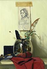 James English RHA (b.1946) THE NORTHERN CREE, 2003