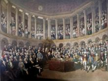 1780 and 1790 The Irish House of Commons. (2)