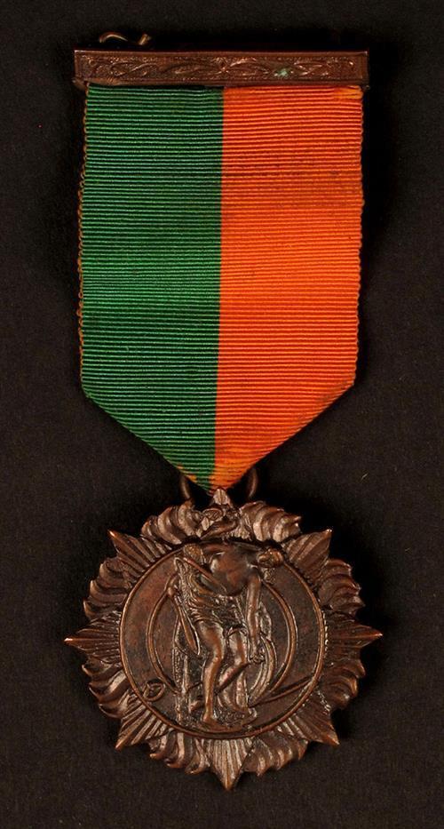 1916 Rising Medal to Joseph Plunkett.