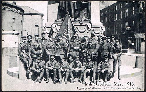 1916 Rising postcards (15)