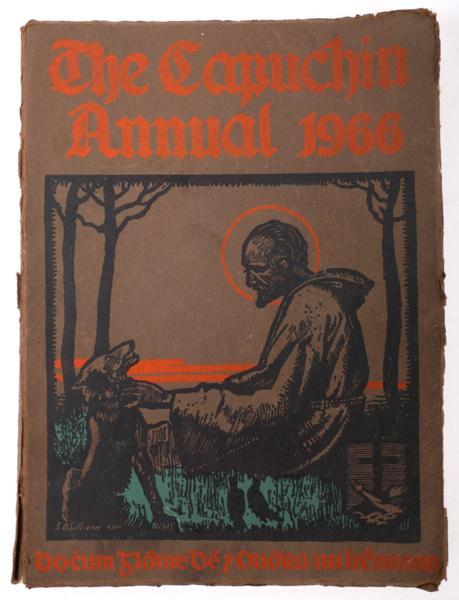 1966 Capuchin Annual