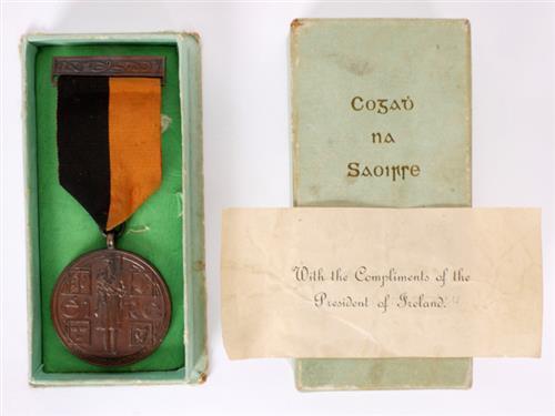 1917-1921 War of Independence Service medal.