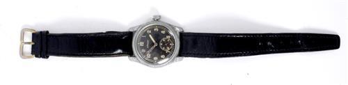 1939-1945 German Army wristwatch
