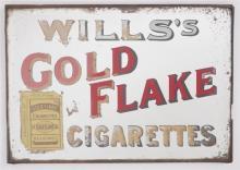 Wills''s Gold Flake mirror