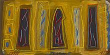Tony O'Malley HRHA (1913-2003) JERPOINT [ABBEY] COUNTY KILKENNY, 1977