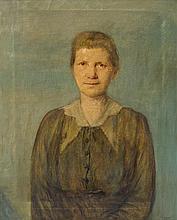 Patrick Joseph Tuohy (1894-1930) PORTRAIT OF A WOMAN WITH HAZEL EYES, 1923