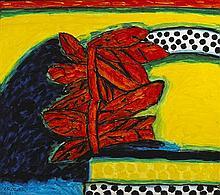 William Crozier HRHA (1930-2011) WINTER GROWTH, 1995