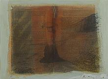 Hughie O'Donoghue (b.1953) OF THE VIOLATION OF BELGIUM, 2006
