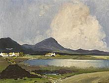 Flora H. Mitchell (1890-1973) A COUNTY MAYO LAKE