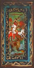 Markey Robinson (1918-1999) ICON, ST. GEORGE & THE DRAGON