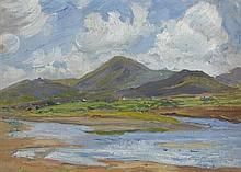 Estella Frances Solomons HRHA (1882-1968) CASTLEGREGORY, COUNTY KERRY