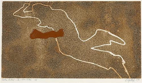 Robert Ballagh (b.1943) NORTHERN IRELAND - THE 1,500 VICTIM, 1975