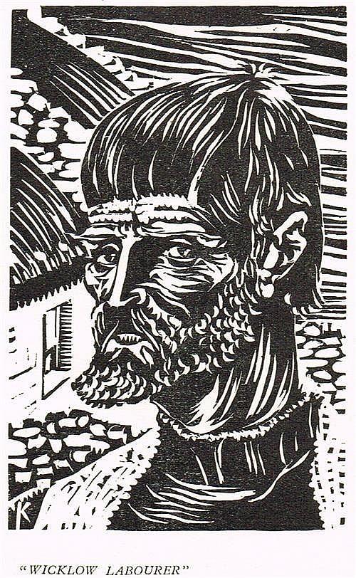 Harry Kernoff RHA (1900-1974) THIRTY-SIX WOODCUTS, 1951