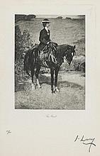 Sir John Lavery RA RSA RHA (1856-1941) THE BARB