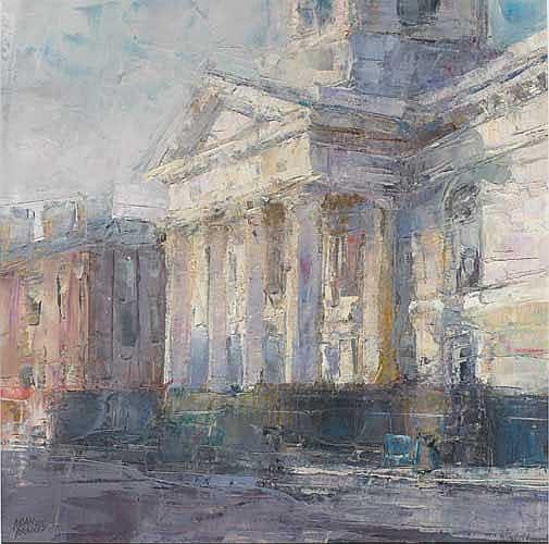 Aidan Bradley (b.1961) ST GEORGE'S, HARDWICK