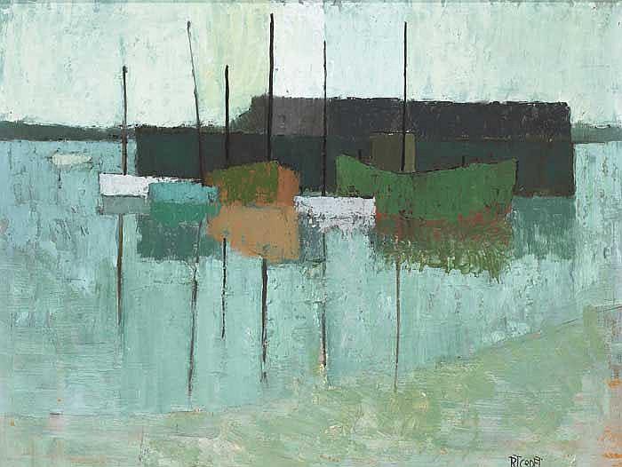Richard John Croft RUA (b.1935) PORTAVOGIE