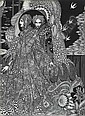 Harry Clarke RHA (1889-1931) THE COLLOQUY OF MONOS, Harry Clarke, Click for value