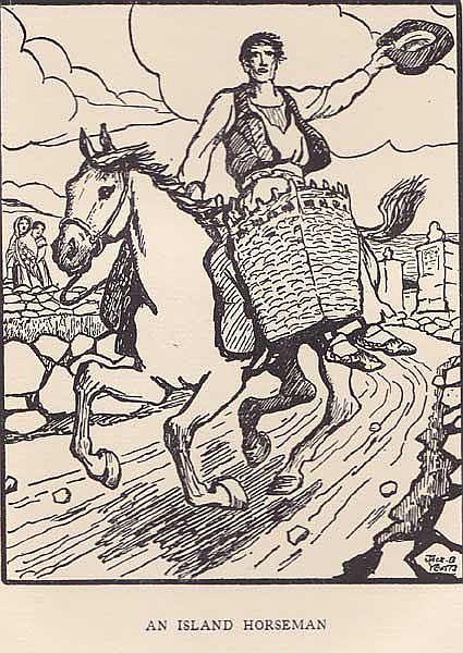 John Millington Synge (1871-1909), THE ARAN