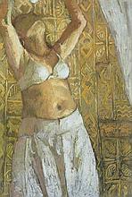 Elizabeth Comerford (b.1953) ODALISQUE