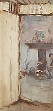 Jack Butler Yeats RHA (1871-1957) A PATRIOT, c.1902