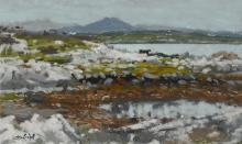 Maurice MacGonigal PPRHA HRA HRSA (1900-1979) TOOMBEOLA NEAR ROUNDSTONE