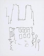 Markey Robinson (1918-1999) NOTRE DAME, PARIS