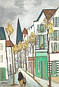 Markey Robinson (1918-1999) A FRENCH VILLAGE IN, Markey  Robinson, Click for value