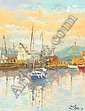 Liam Treacy (1934-2004) HARBOUR, ARKLOW, 1999, Liam Treacy, Click for value