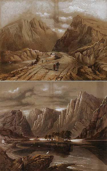 J.E. Bosanquet (fl. 1854-1869)