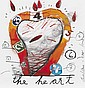 Patrick Graham (b.1943) DESIGN FOR ACE OF HEARTS,, Patrick Graham, Click for value