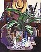 Bob Lynn (b.1940) STUDIO PLANT NO. 5, 2007 signed, Robert Lynn, Click for value