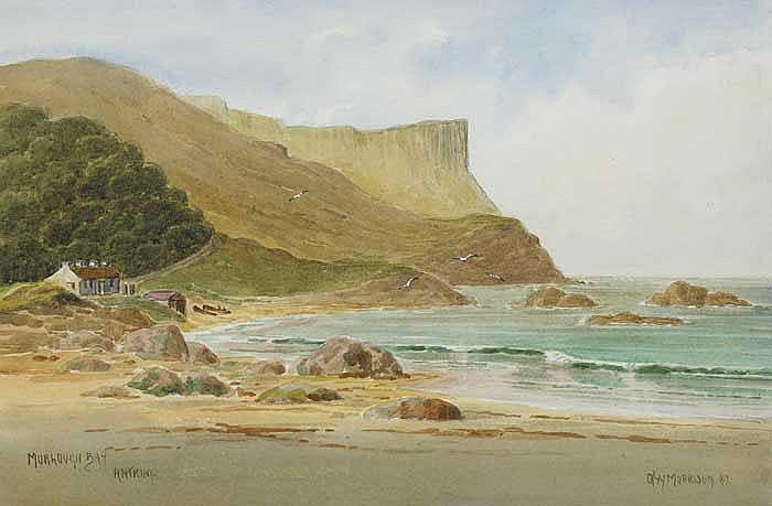 George William Morrison (20th century) MURLOUGH