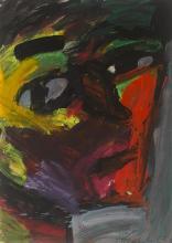 Michael Kane (b.1935) HEAD, 1993