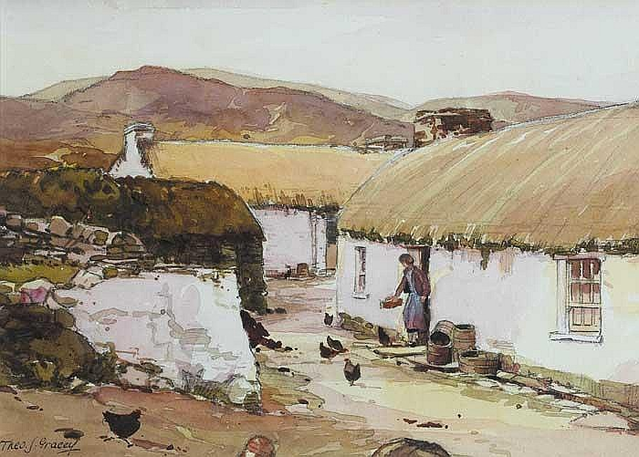Theodore James Gracey RUA (1895-1959) DONEGAL