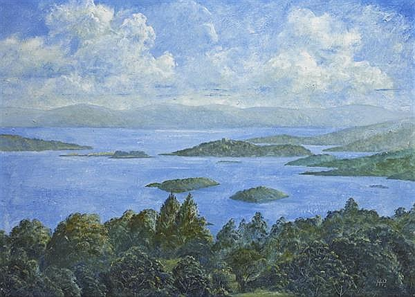 William Eric Horsbrugh-Porter (1905-1985) CLEW BAY