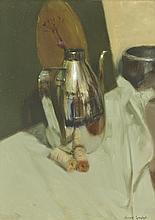 James English RHA (b.1946) WINE CORKS AND OIL DRIZZLER, 2007