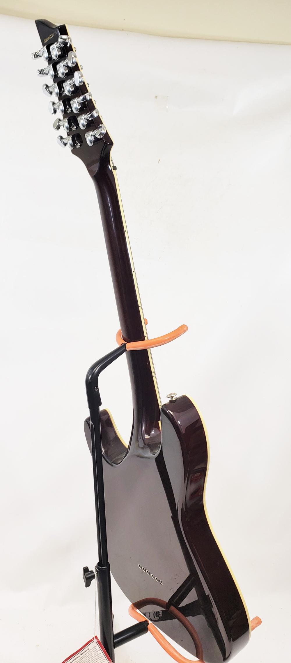 Schecter Diamond Series CSH - 12, 12 String Guitar