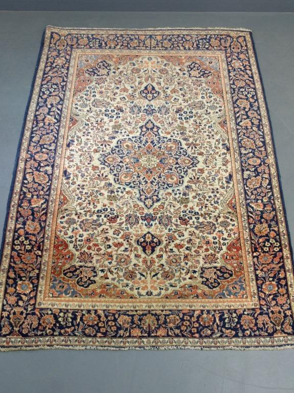 Kerman Center Hall Oriental Carpet