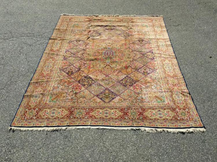Lavar Kerman Room Size Oriental Carpet