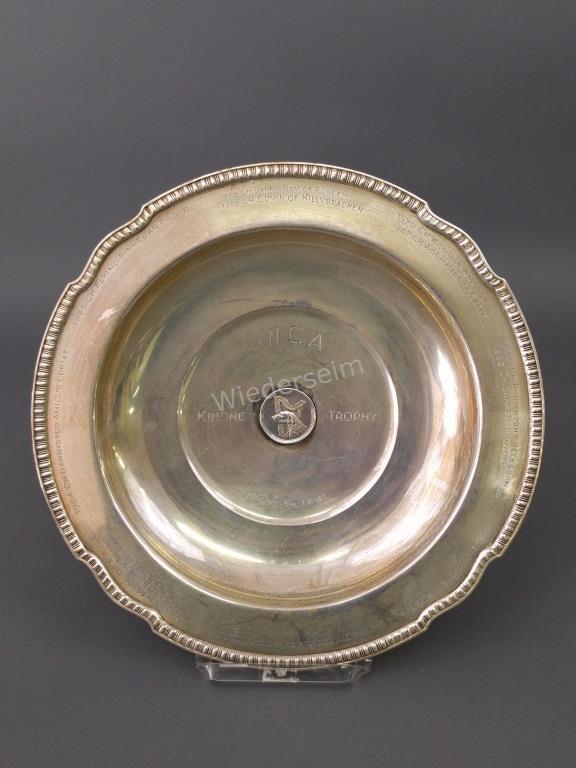 Sterling Silver Trophy