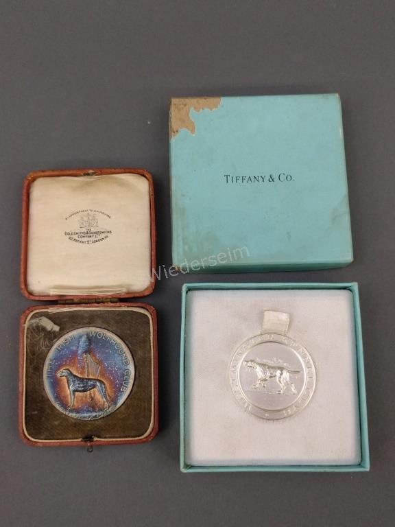English Silver Medal