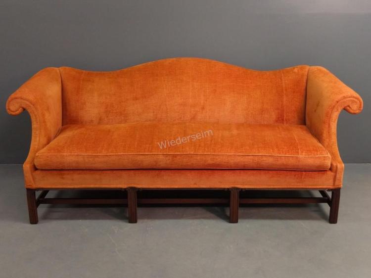 Kittinger Chippendale Style Sofa