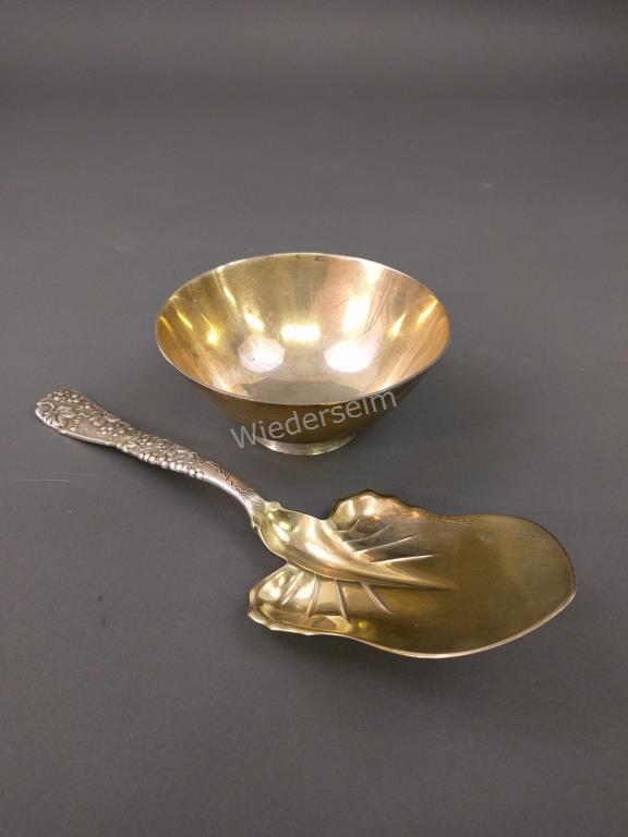 Tiffany Sterling Silver Service Piece